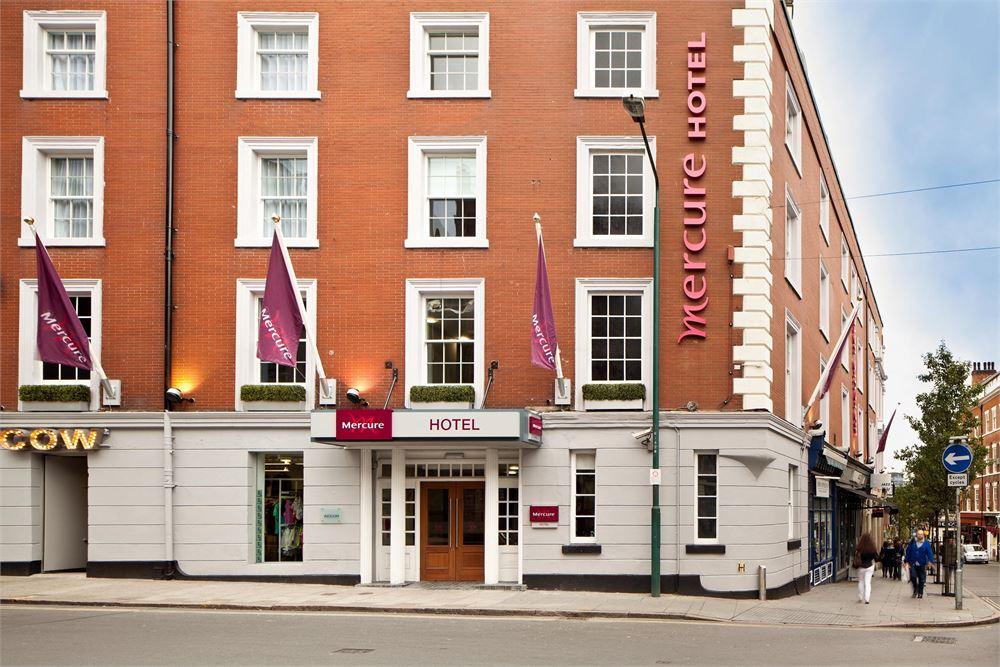 Mercure Hotel Nottingham City Centre for hire