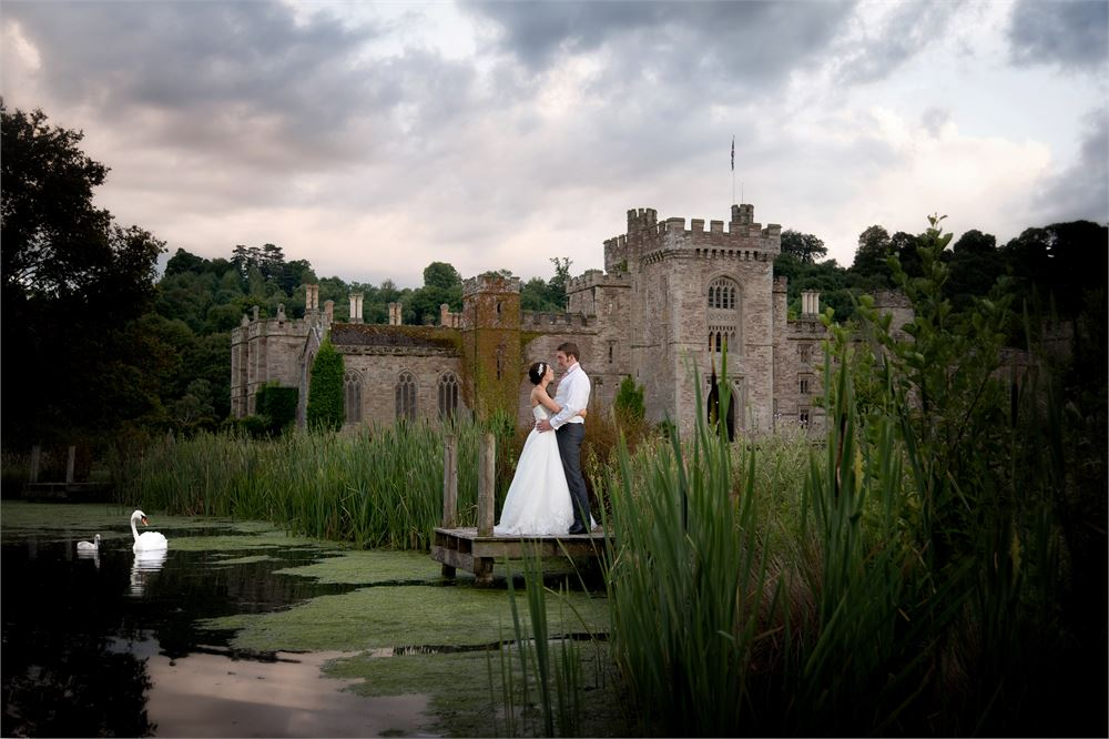 Hampton Court Castle and Gardens for hire