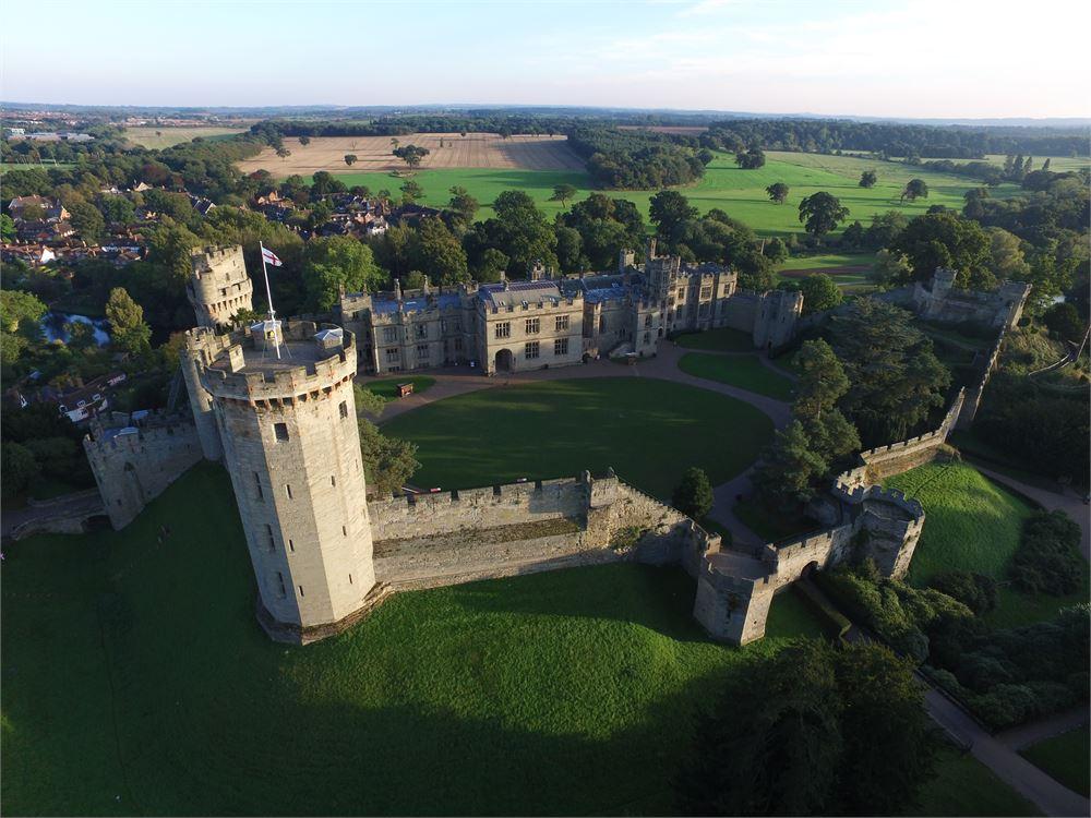Warwick Castle for hire