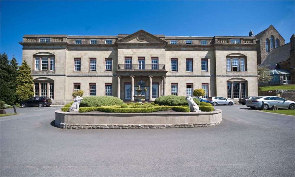 Shrigley Hall Hotel for hire