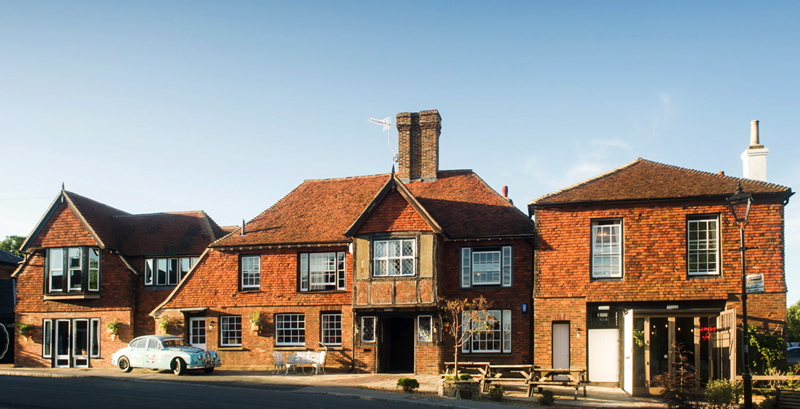 The Bell in Ticehurst for hire