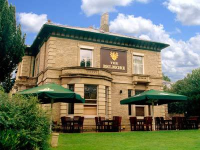 The Belmore Hotel for hire