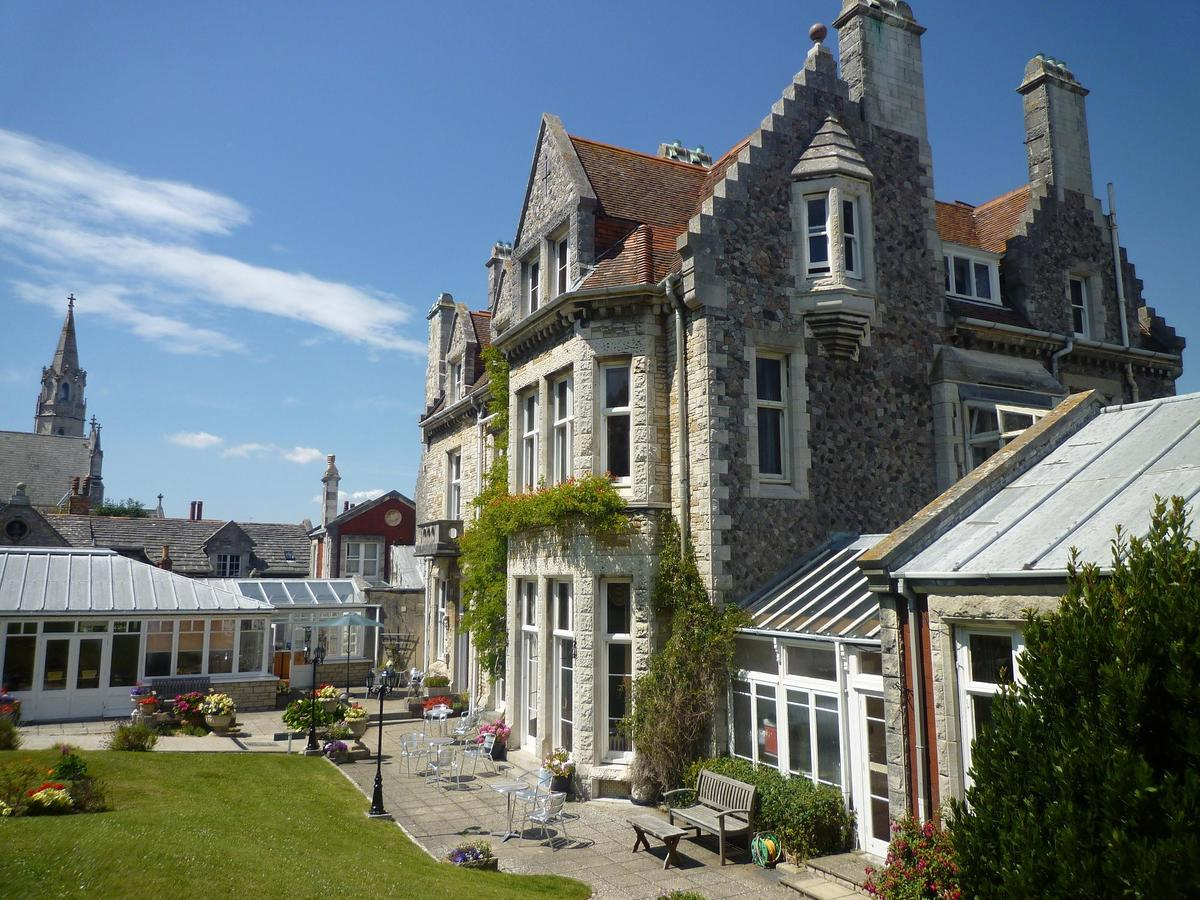 Purbeck House Hotel for hire