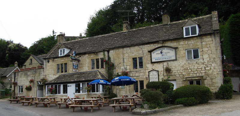 The Butchers Arms for hire