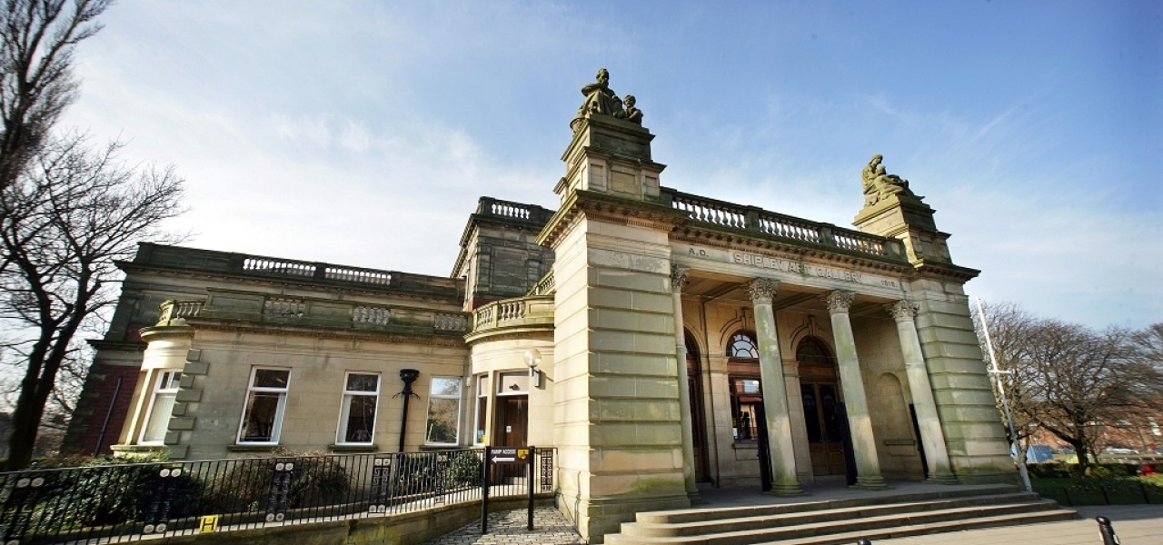 Shipley Art Gallery for hire