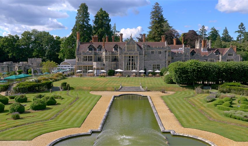 Rhinefield House Hotel for hire