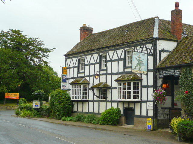 The Green Man Inn for hire