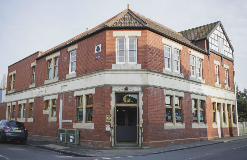 The Greenbank for hire