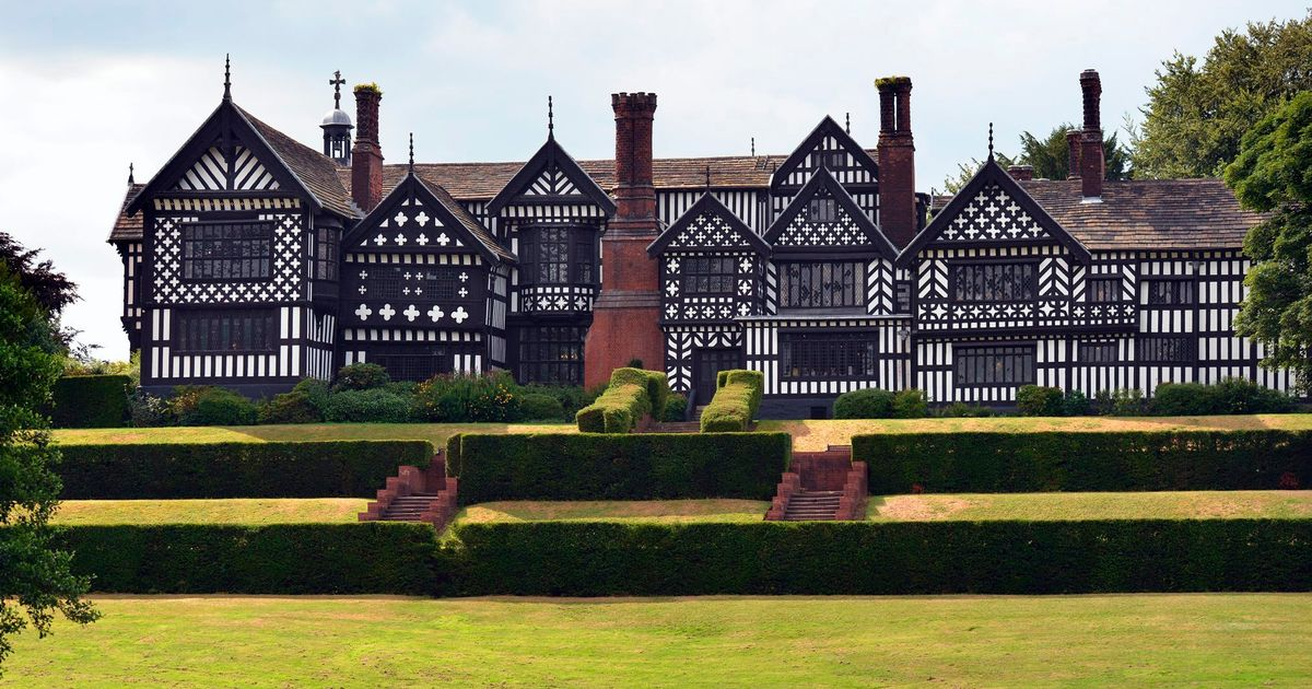 Bramall Hall for hire