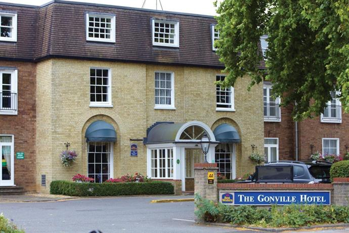 The Gonville Hotel for hire