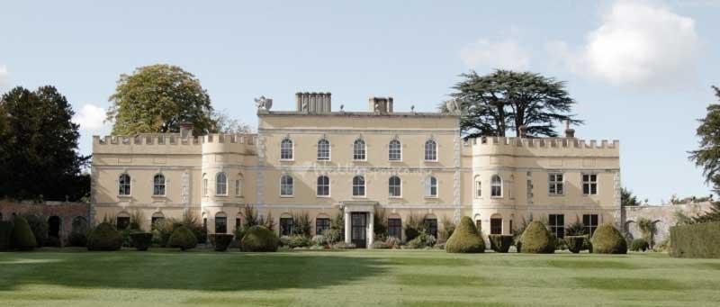 Hampden House for hire