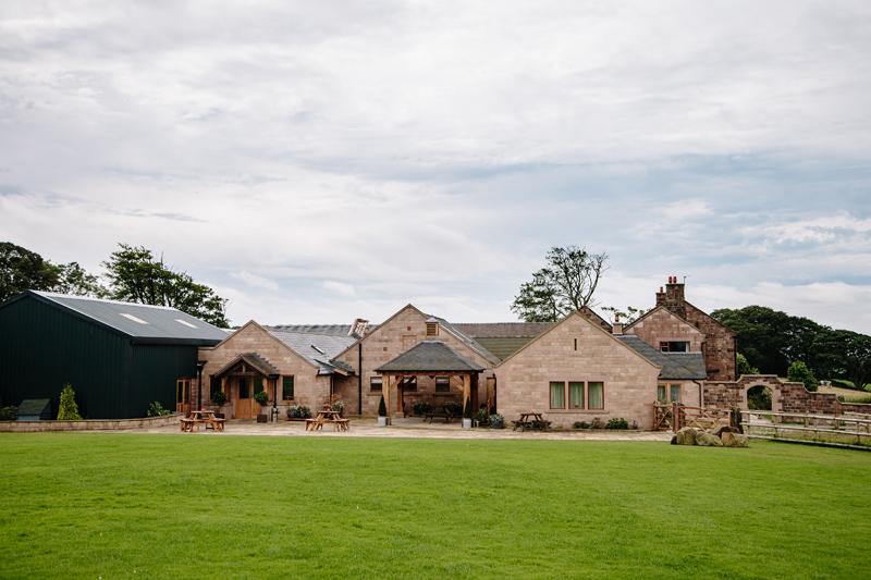 Heaton House Farm for hire