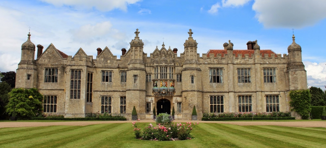 Hengrave Hall for hire