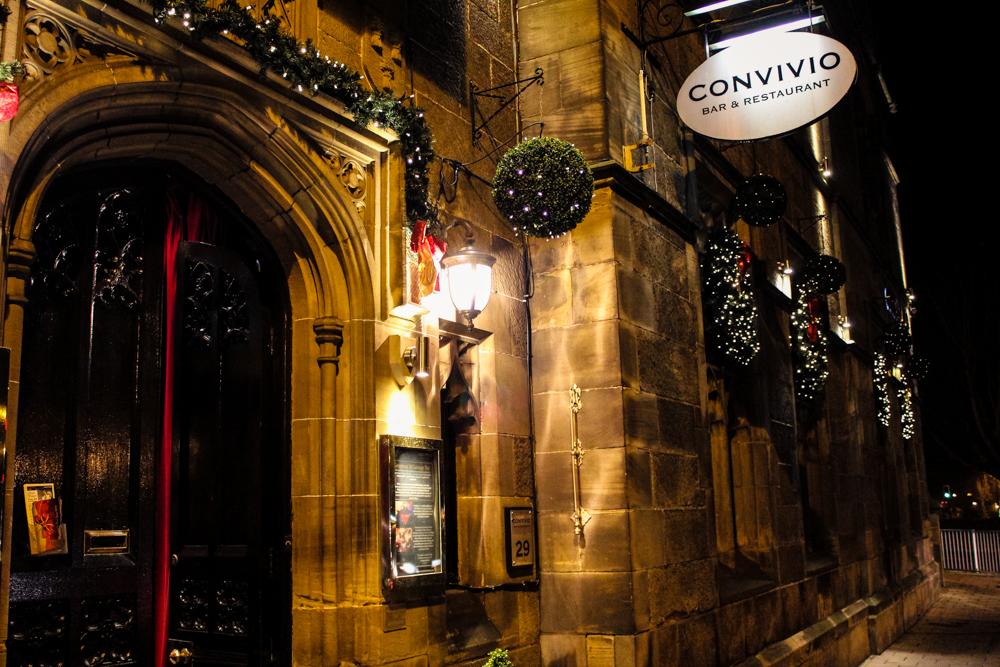 CONVIVIO Bar & Restaurant for hire