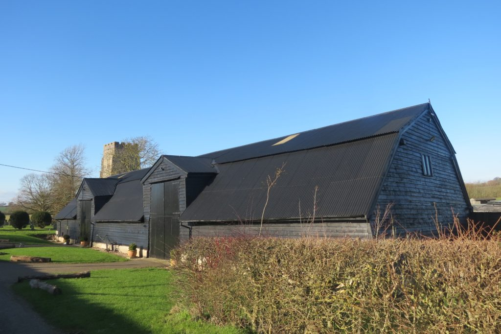 Alpheton Hall Barns for hire