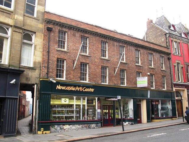 Newcastle Arts Centre for hire