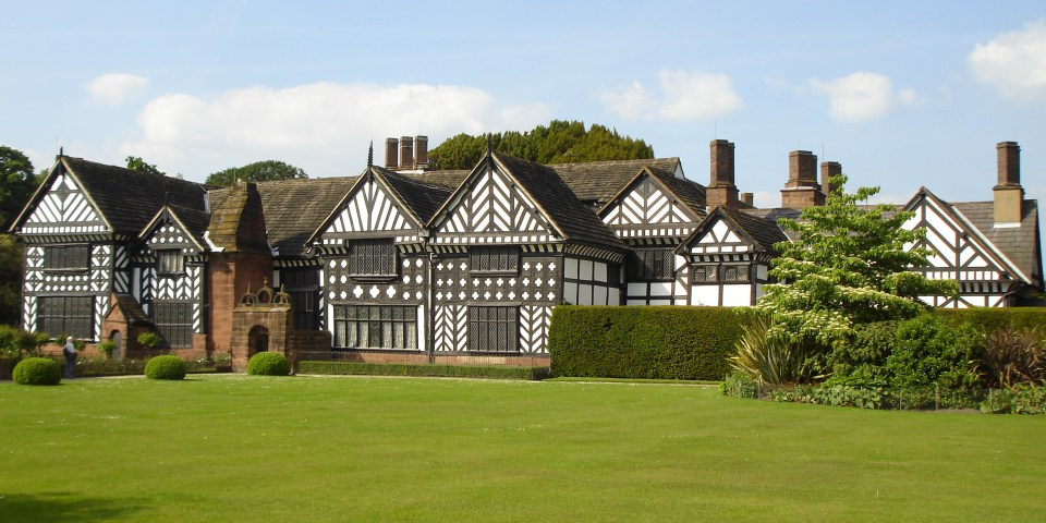 Speke Hall for hire
