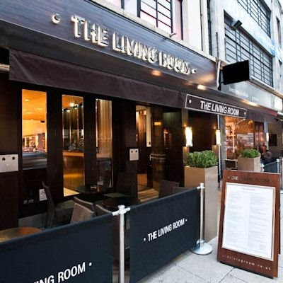 The Living Room Manchester for hire