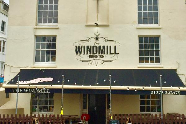 The Windmill Pub for hire