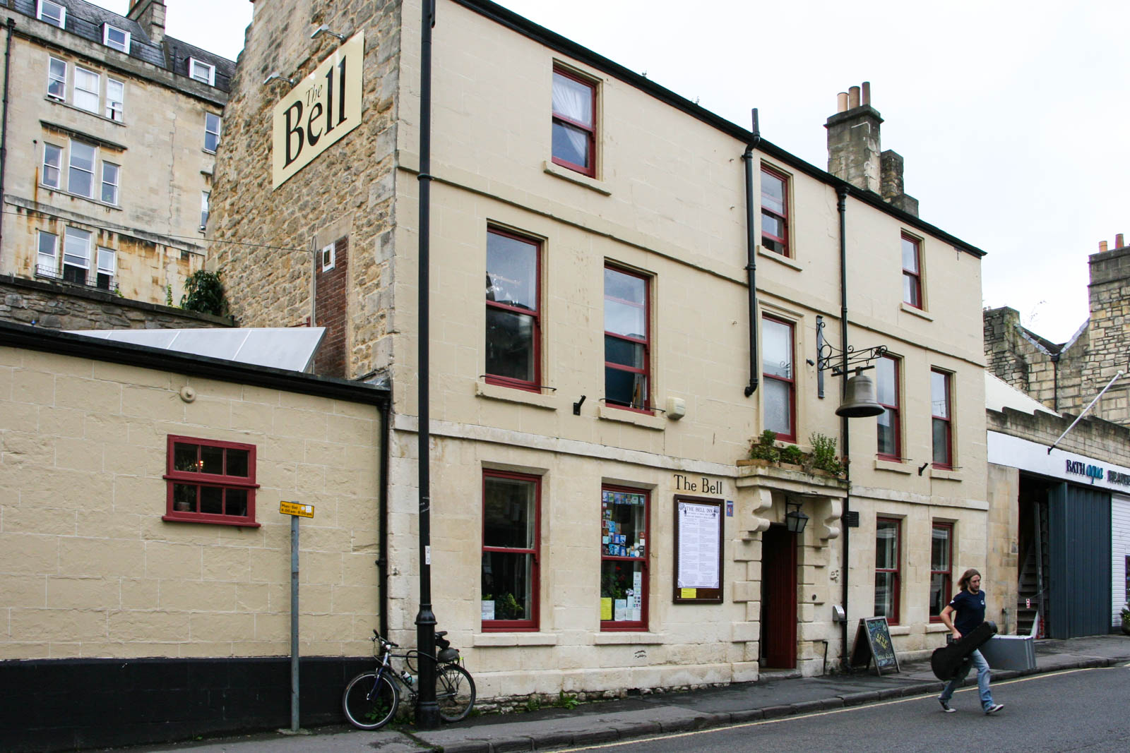 The Bell Inn for hire