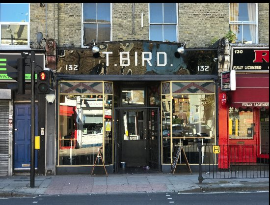 T Bird for hire