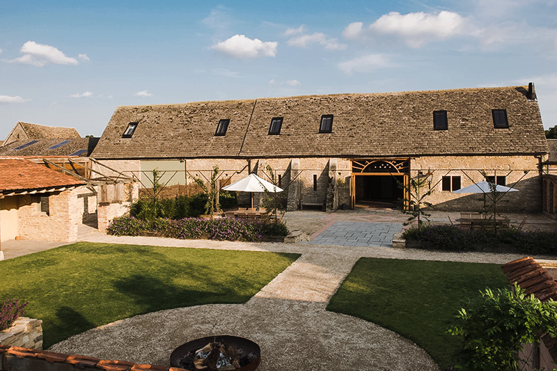Oxleaze Barn for hire