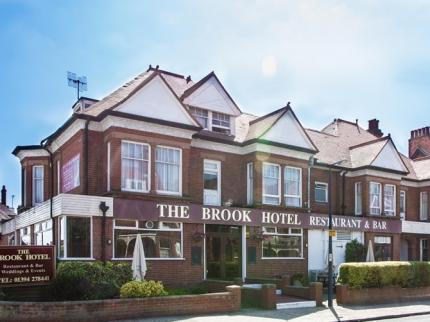 Brook Hotel Felixstowe for hire