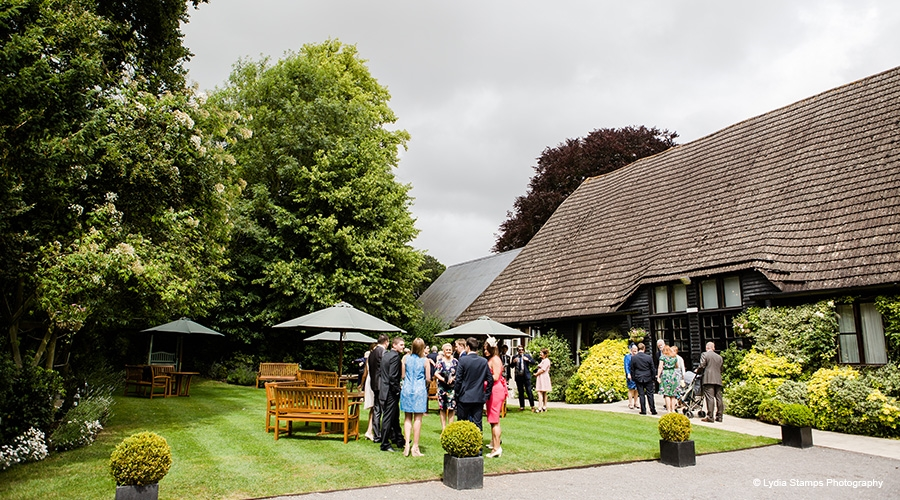 Clock Barn for hire