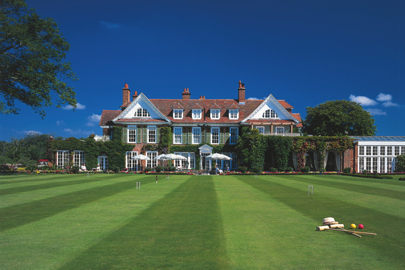 Chewton Glen Hotel & Spa for hire