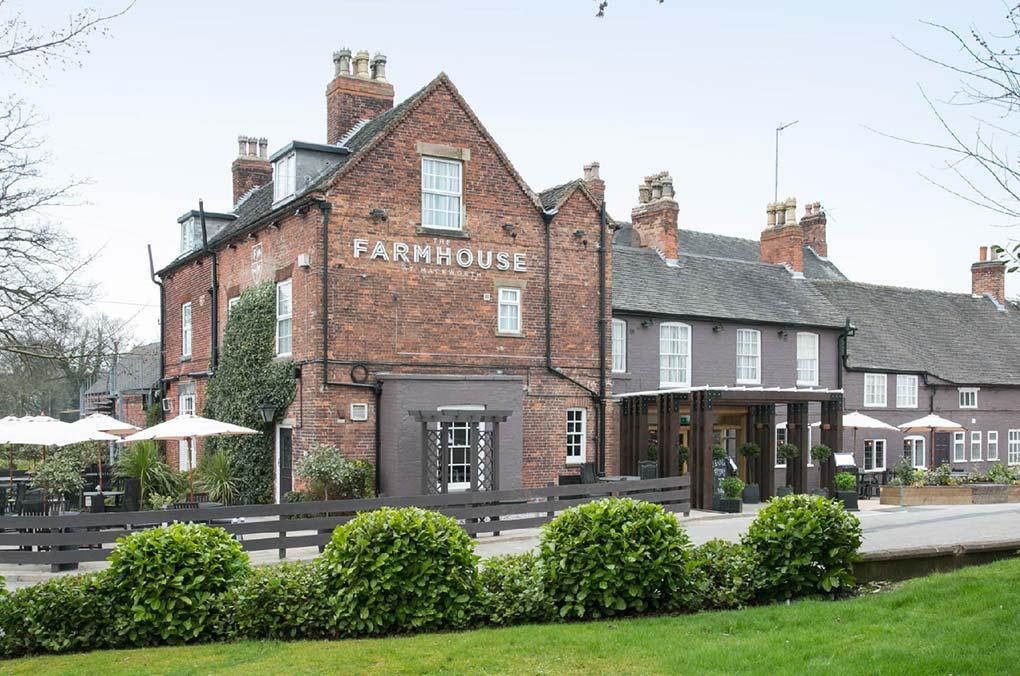 The Farmhouse at Mackworth for hire