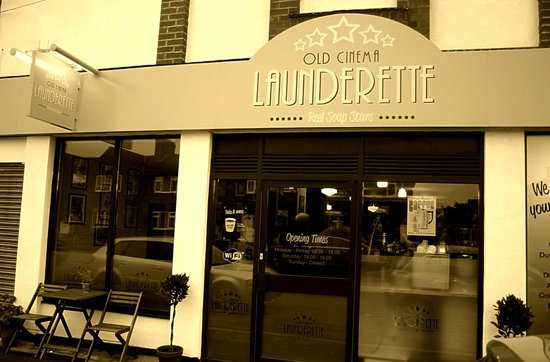 Old Cinema Launderette & Bar for hire