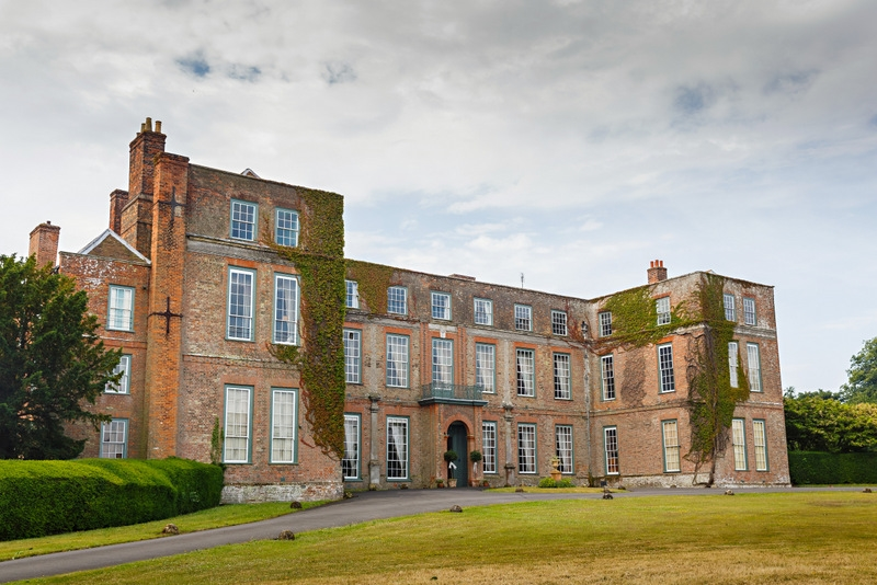 Glemham Hall for hire