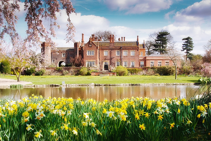 Hodsock Priory for hire