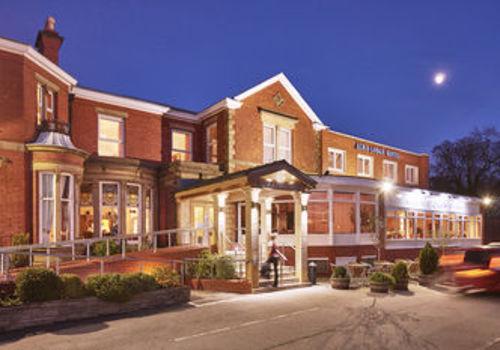 Alma Lodge Hotel for hire