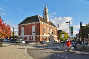 Braintree Town Hall for hire
