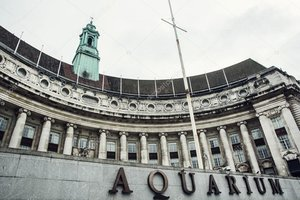 Sea Life Aquarium for hire