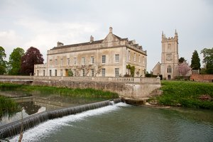 Dauntsey Park House for hire