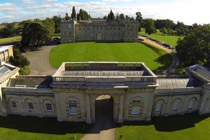 Kimbolton Castle for hire