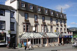 The Skiddaw Hotel for hire