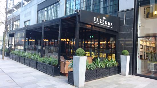 Fazenda for hire