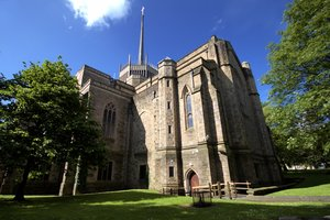 Blackburn cathedral for hire