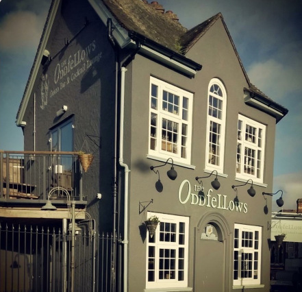 The Oddfellows for hire