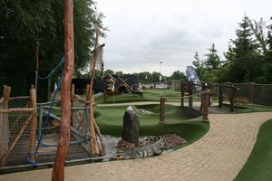 Trent Lock Golf Club for hire