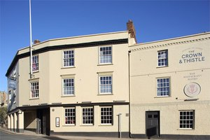 The Crown & Thistle for hire