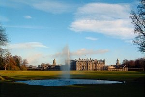 Hopetoun House for hire