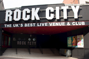 Rock City for hire