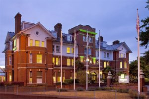 Holiday Inn Farnborough for hire