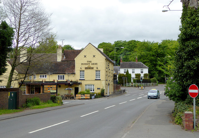 The Dudley Arms for hire