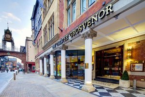 The Chester Grosvenor Hotel for hire