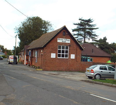 Blean Village Hall for hire